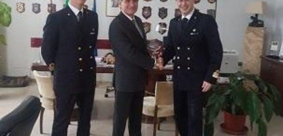 Gaeta / Compartimento marittimo, Vaiardi rileva Meoli al comando