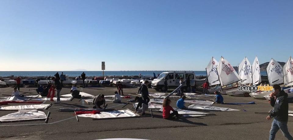 """Formia / Weekend nel segno della vela, Eleonora Zangrillo: """"Sport e turismo per lo sviluppo della nostra città"""""""