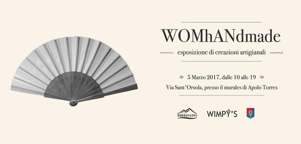 """Scauri / """"WOMhANdmade"""", l'esposizione di creazioni artigianali al femminile"""
