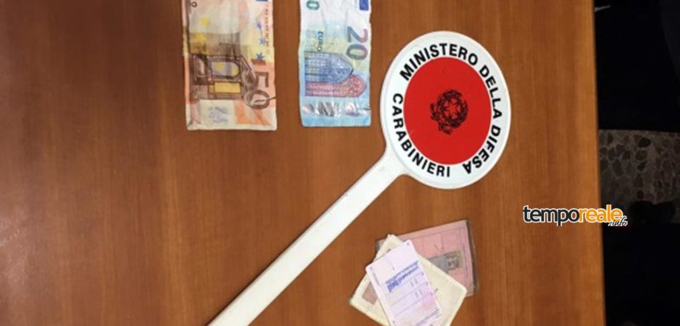 Castelforte / Sorpresi con banconote false, arrestati due campani