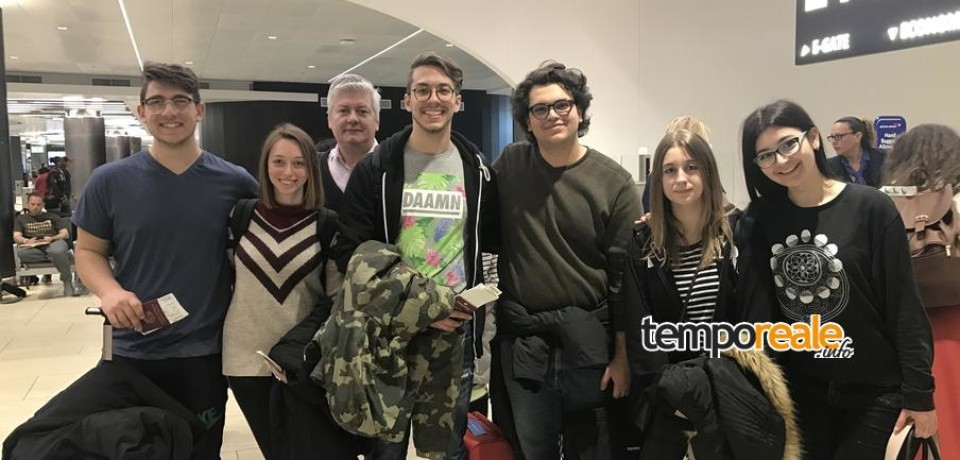 Sei studenti del liceo di Ceccano ambasciatori a New York presso l'Onu