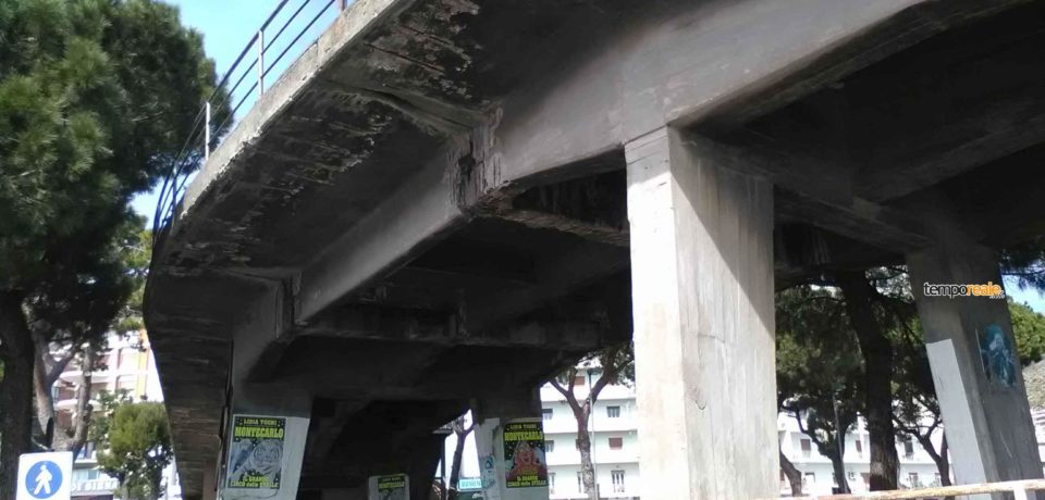 """Formia / """"Il Ponte Tallini è ridotto male"""". La denuncia di Rifondazione Comunista"""