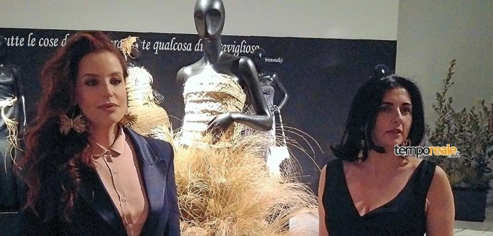 Trama Aurunca, grande successo per Lisa Tibaldi al Museo della Civiltà a Roma
