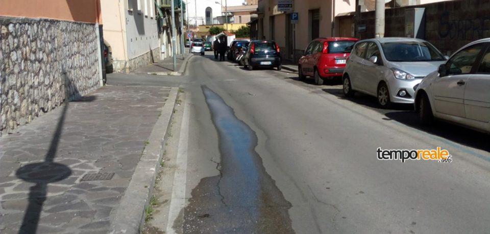 """Formia / Comitato contro Acqualatina: """"La rete idrica è un colabrodo: migliaia di litri d'acqua persi"""""""
