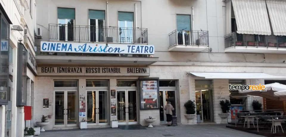 Gaeta / Venerdì d'Autore al Cinema Ariston