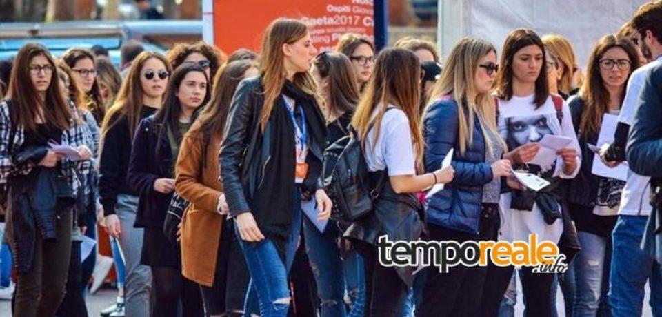 Gaeta / Festival dei Giovani al via: martedì 10 aprile l'inaugurazione