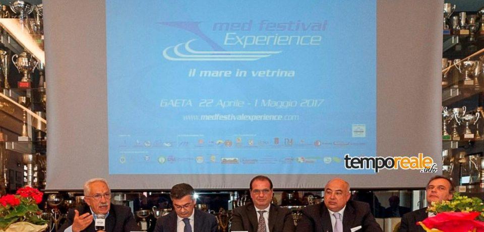 Nautica, presentato a Napoli il Med Festival Experience: dal 22 aprile al 1° maggio a Gaeta