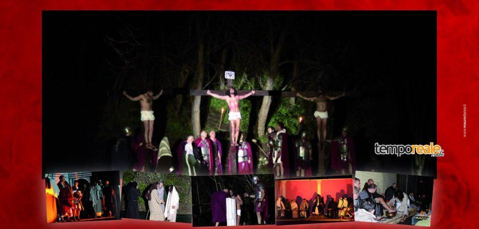 Gaeta / La Passione di Cristo compie 40 anni con Vanessa Gravina ed il maestro Scipione