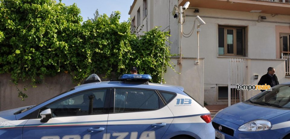 Gaeta / Aggredisce moglie e figlia, 50enne albanese arrestato