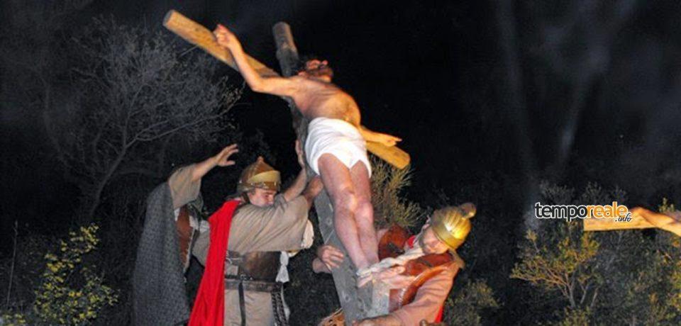 Minturno / La Passione di Cristo di Pulcherini festeggia il mezzo secolo