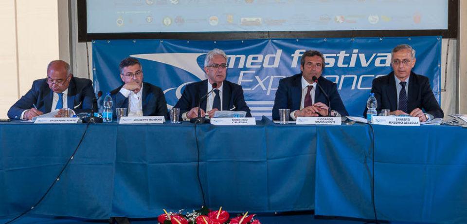 Gaeta / Otto paesi siglano convenzione su esportazione del modello espresso dal Med Festival