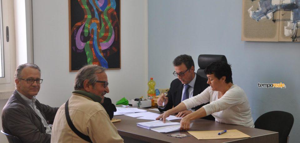 Gaeta / Consegnata la maggioranza delle liste elettorali (Foto)