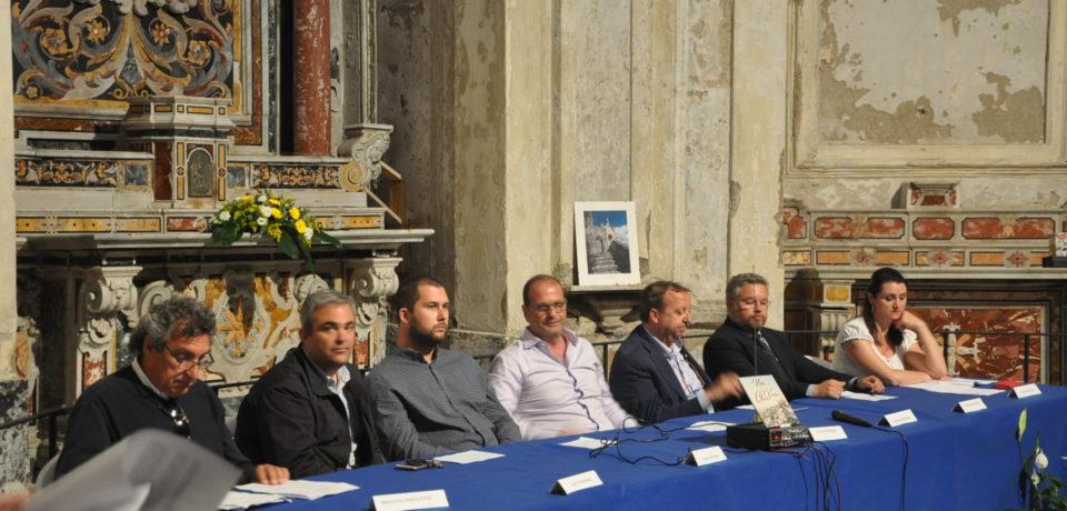 Gaeta / Confronto tra i candidati Vallucci, Scinicariello, Raimondi, Mitrano, Pecchia, Passerino e Magliozzi