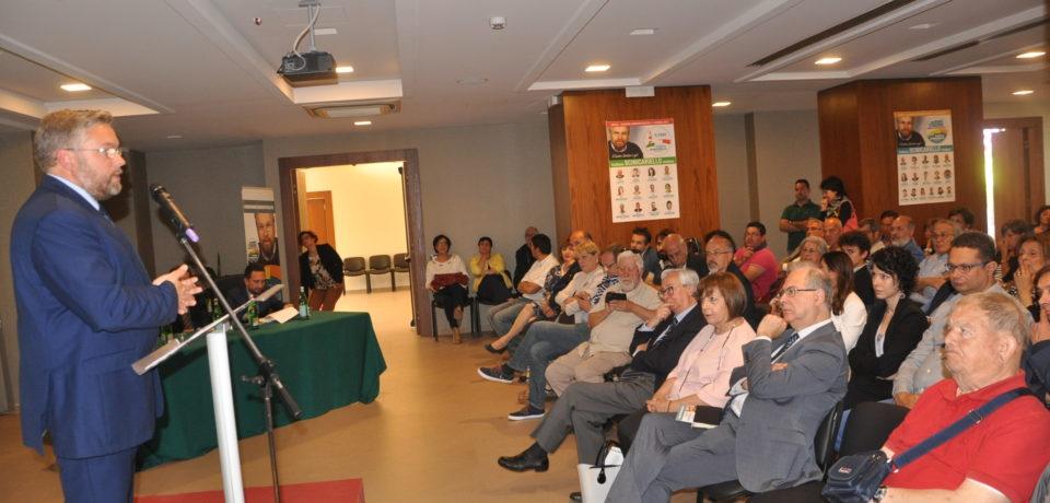 Gaeta / Elezioni, Emiliano Scinicariello presenta il suo programma