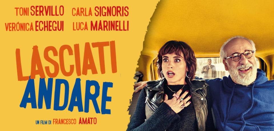 """Gaeta / """"Lasciati andare"""" all'Ariston con il regista Francesco Amato e Odette Adado"""