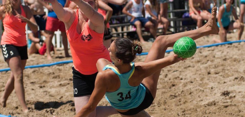 Beach handball: Finali del campionato europeo per club