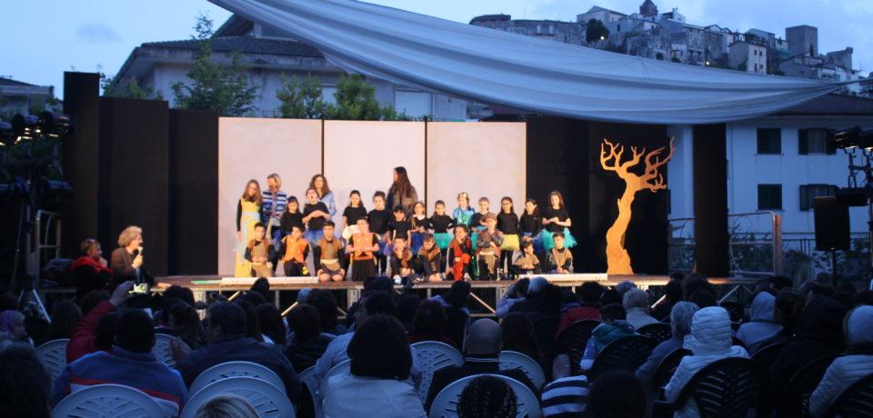 Teatro, una settimana di spettacoli all'Istituto Comprensivo Itri