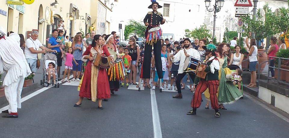 Teatrinstrada, il Festival delle Arti sul Lungomare di Scauri