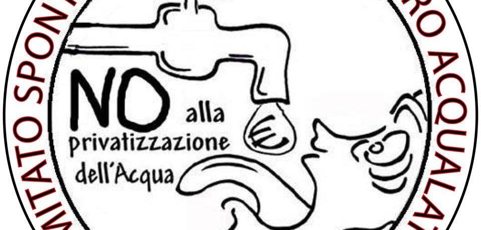 """Gaeta / """"Resistenza"""" contro Acqualatina, il comitato di lotta scende in piazza"""