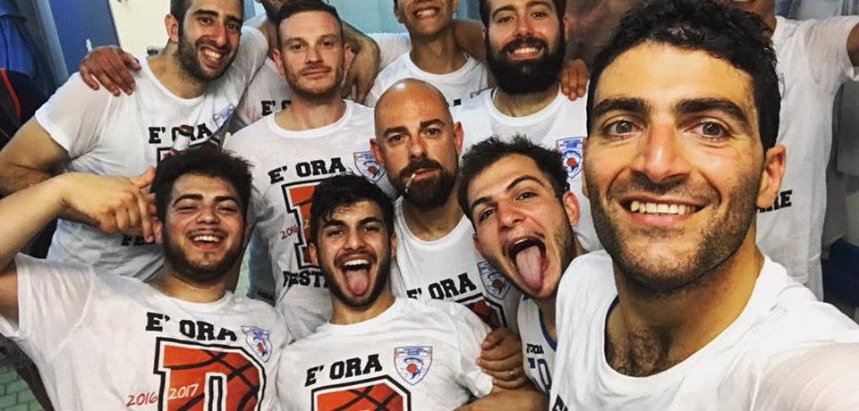 Basket, Fortituto Scauri promossa in serie D