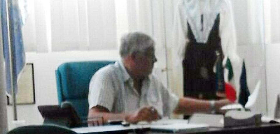 Santi Cosma e Damiano / Il neo sindaco Franco Taddeo già al lavoro