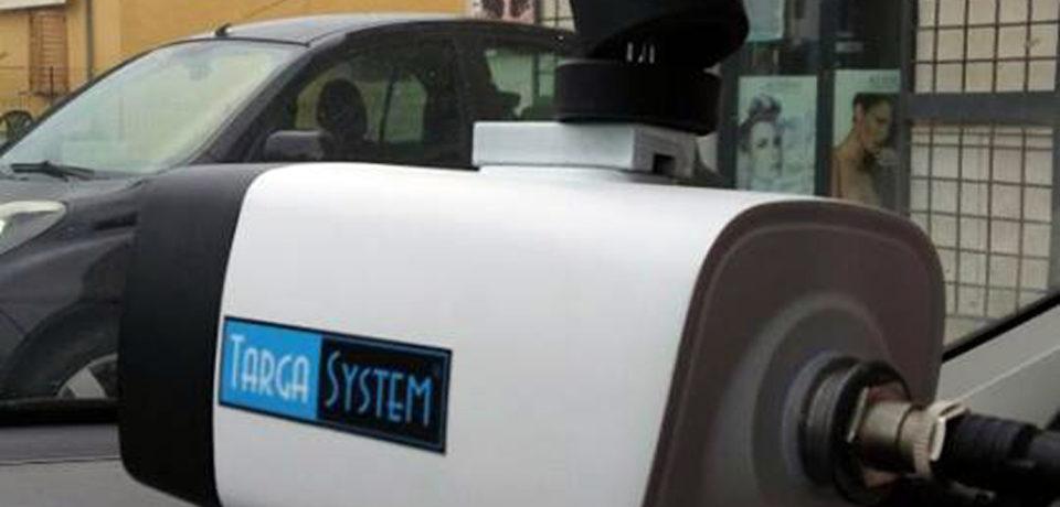 Minturno / Partito l'utilizzo del Targa System dalla polizia municipale: prime contravvenzioni