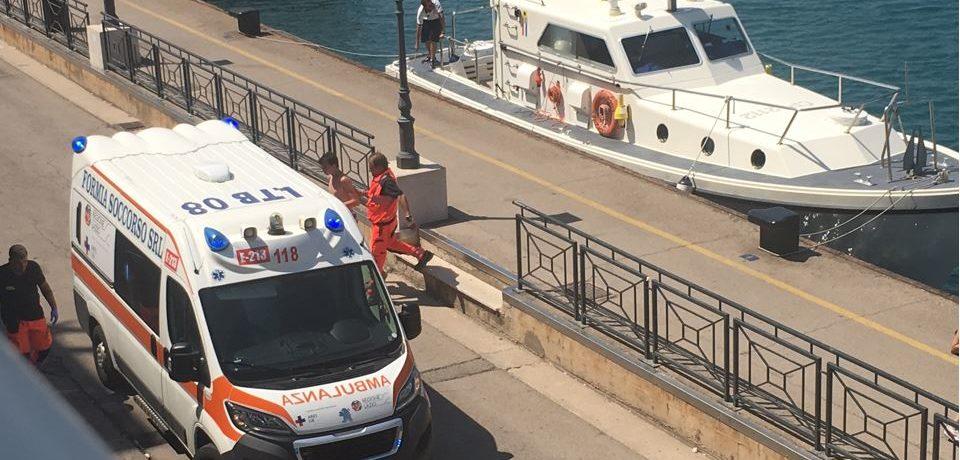 Sud Pontino, Guardia Costiera in azione: soccorsi in mare e controlli