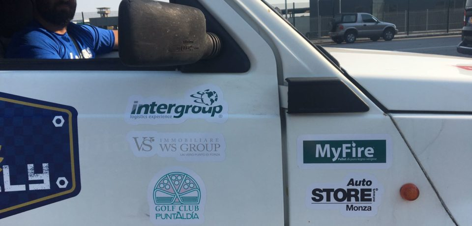 Gaeta / Intergroup verso la Mongolia