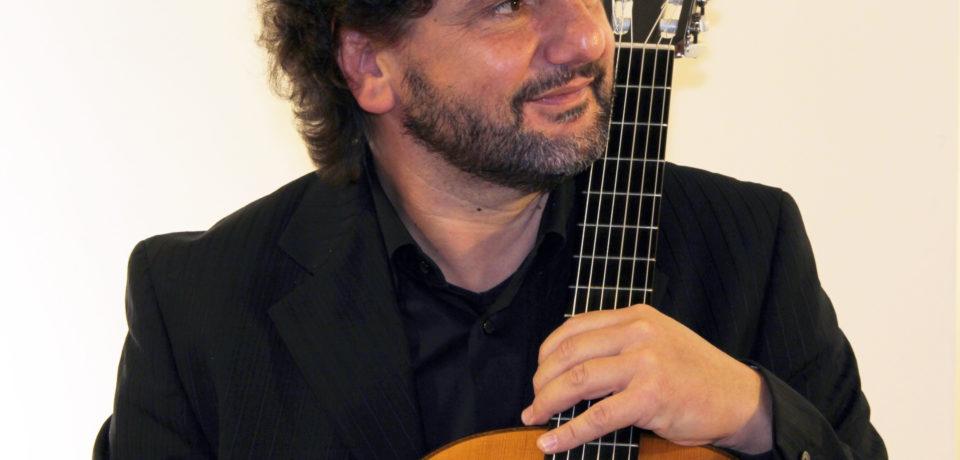 Ventotene / Ventoclassic, Concerto del duo Mauro Bibbò (flauto) e Piero Viti (chitarra)