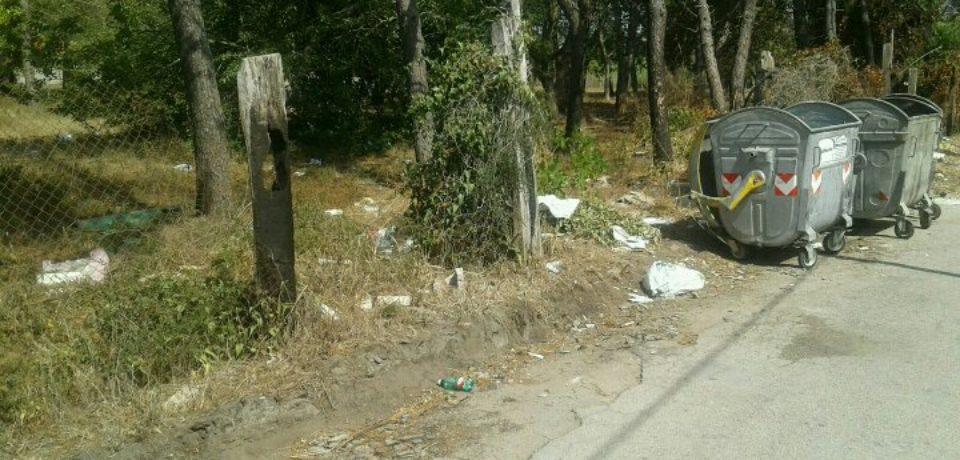 Minturno / CasaPound chiede la riqualificazione di Pantano Arenile
