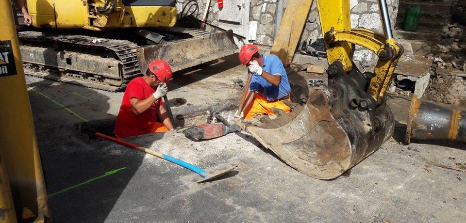 Formia / Perdite idriche, per gli interventi di riparazione il Comune porta Acqualatina in tribunale
