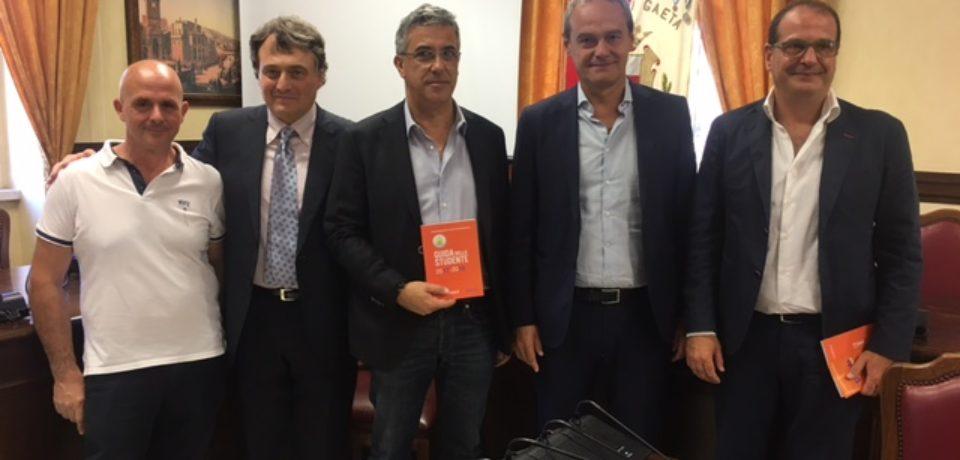 Gaeta / Infopoint dell'Università di Cassino: aperto lo Sportello in Comune
