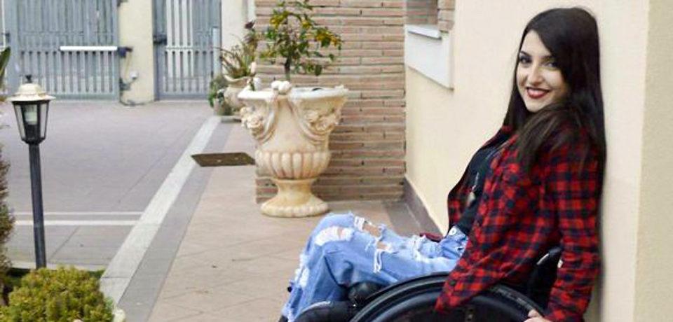 Laura Miola, da Scauri per rappresentare l'Italia a Miss Wheelchair World (video)