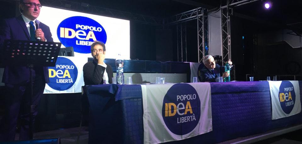Latina / Congresso Provinciale Idea, Enrico Tiero alla guida del Movimento
