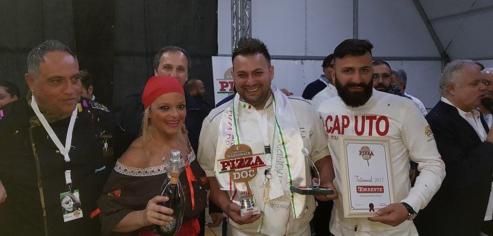 Formia / Enzo Pace vince il 4° Campionato nazionale della Pizza Doc