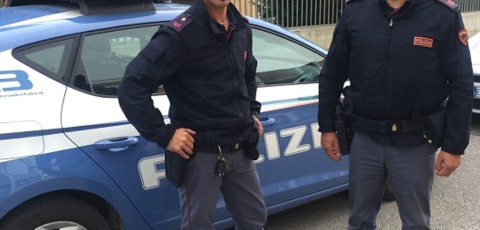Frosinone / Lite finisce in accoltellamento, immigrato soccorso dalla polizia