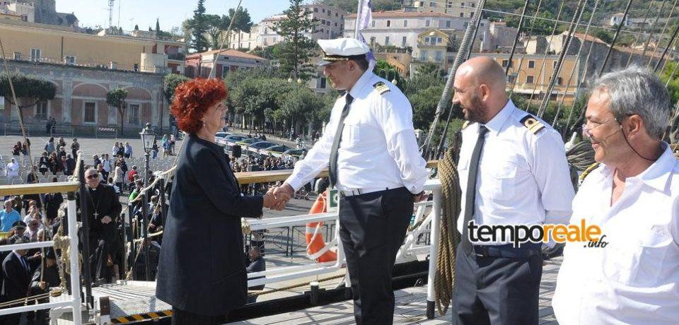 Gaeta / Signora del Vento, il discorso completo del ministro Fedeli
