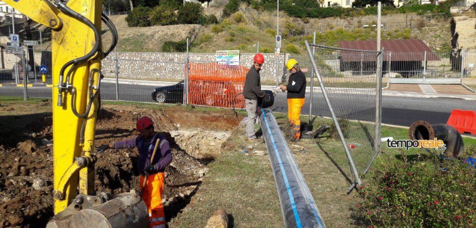 Formia / A sei mesi dall'inizio dell'emergenza idrica da lunedì entrano in funzione le navi cisterna