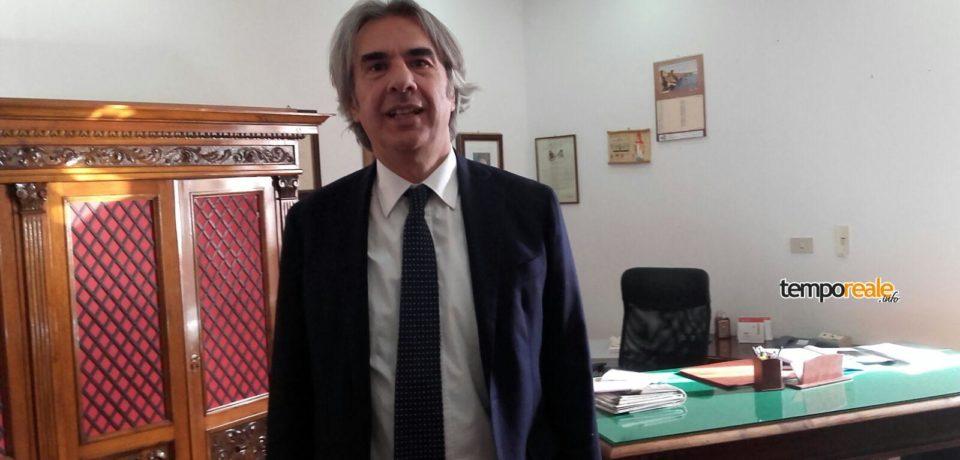 Formia / Passaggio del testimone dall'ex sindaco Bartolomeo al commissario Valiante