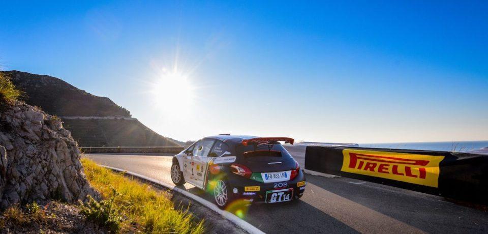 Ronde Rally di Sperlonga, pochi giorni al via