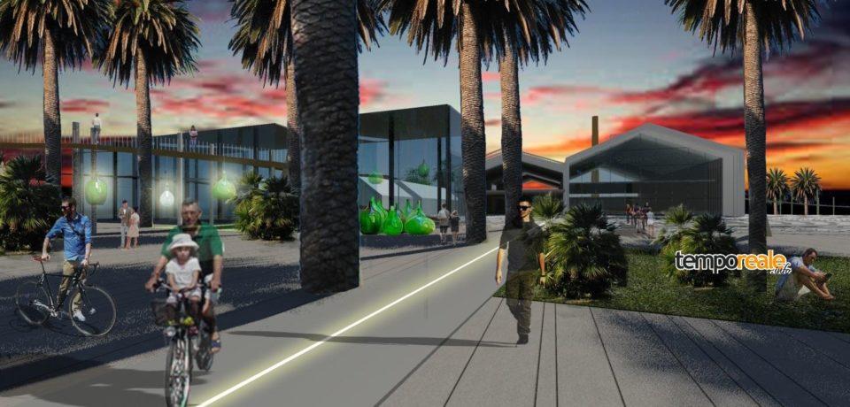 Gaeta / Avir, sotto l'albero di Natale di Mitrano arriva un progetto da 42 milioni