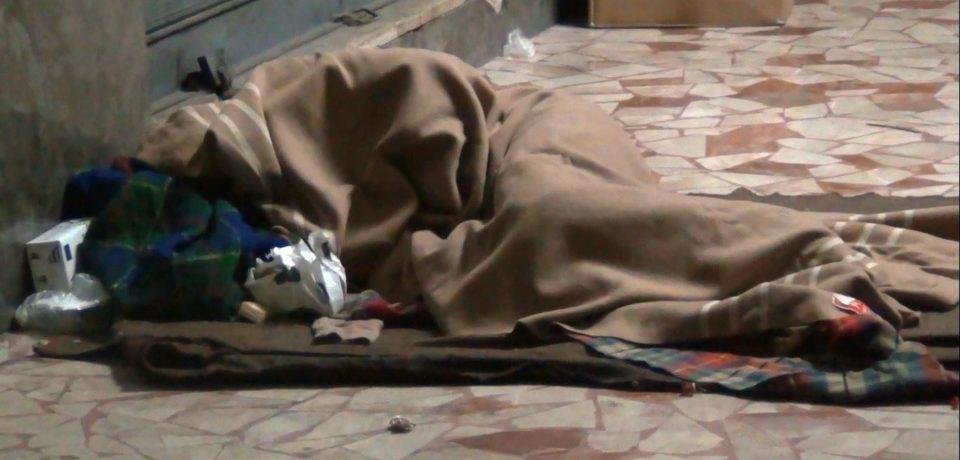 Formia / Emergenza freddo, la Croce Rossa lancia l'allarme per i senzatetto