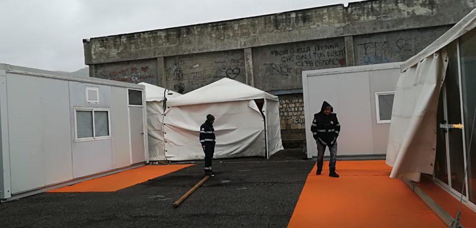 Formia / Rifugio per i senzatetto, le precisazioni della Croce Rossa