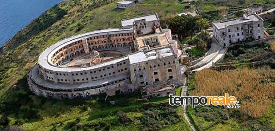 """Ventotene / """"Vista Sul Golfo"""", focus sulla riqualificazione del Carcere di Santo Stefano"""