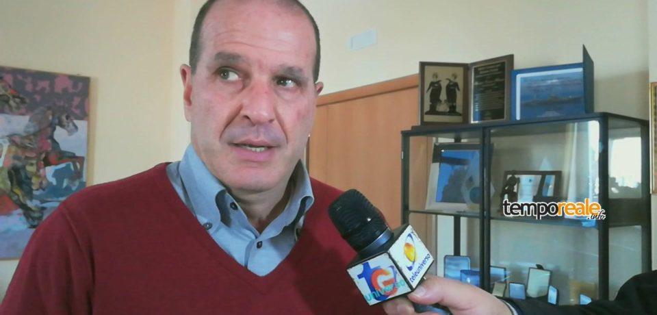 """Gaeta / Il sindaco Mitrano ospite a """"Vista sul Golfo"""" su Teleuniverso"""