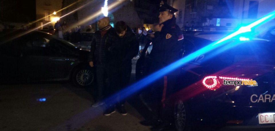 Formia / Sparatoria a Castellone: i fiancheggiatori di Filippo Ronga tornano in libertà