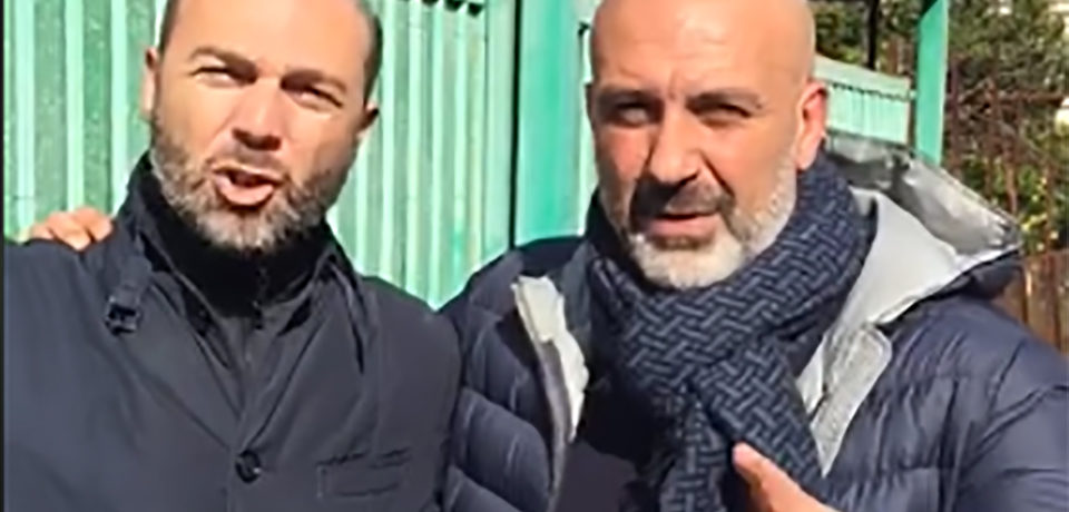 Formia / Elezioni Lazio: Antonio Di Rocco apre il point elettorale insieme a Sergio Pirozzi (video)