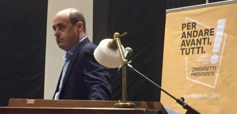 Regione Lazio, Nicola Zingaretti vara la nuova giunta: 4 donne e 5 uomini