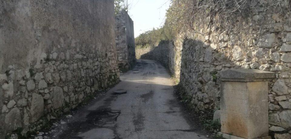 Gaeta / Via del Colle: partono i lavori per la messa in sicurezza e l'ampliamento della sede