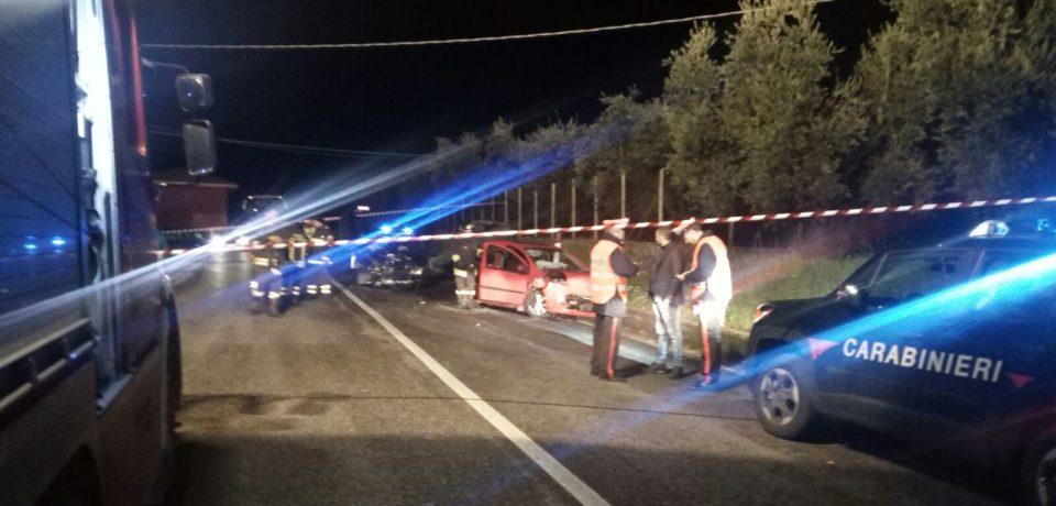 Itri / Spaventoso incidente sulla Via Appia, sei feriti. Coinvolti anche tre bambini